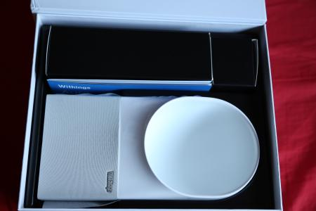 Withings Aura unboxing