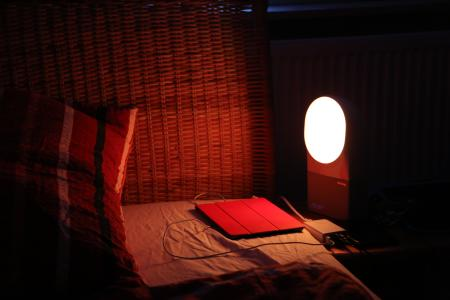 Withings Aura light